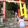 21神倉神社(登り口)