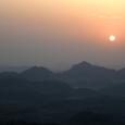 26シナイ山の日の出