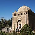 19イスマイール・サーマーニ廟