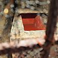 06パレンケ遺跡 赤の女王の神殿内部