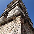 07パレンケ遺跡 宮殿の塔