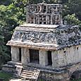 10パレンケ遺跡 太陽の神殿
