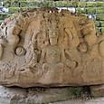 24キリグア遺跡 獣形祭壇P