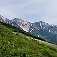 13白馬三山