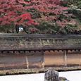 04龍安寺 石庭の土塀