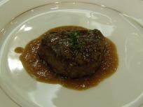 牛フィレ肉ステーキ
