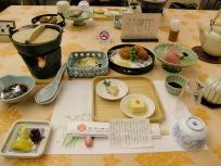 神宮会館夕食