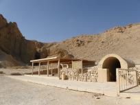 ネフェルタリの墓入口
