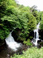 竜頭の滝(滝壺)
