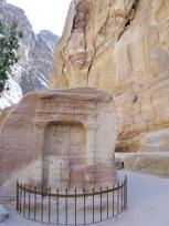 祈願用の壁龕