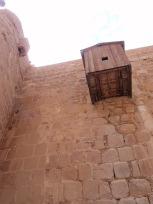 セント・カトリーヌ寺院の壁