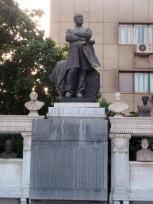 シャンポリオン像