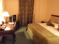 ホテル・ベクの部屋