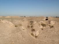 アフリシアブの丘