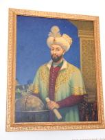 ウルグベクの肖像