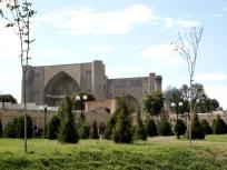 ビビハニム・モスク全景