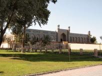 フダヤル・ハンの宮殿