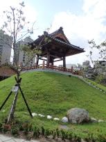 西本願寺跡の鐘楼
