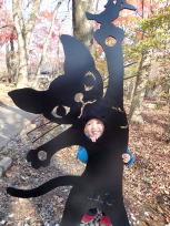猫と甥っ子