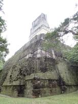 3号神殿の裏側