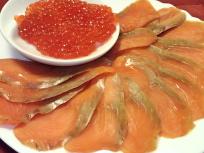 鮭といくら
