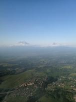 コリャーク山とアバチャ山