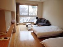 宿のお部屋