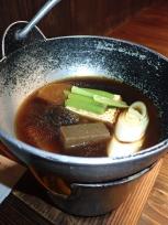 野菜の味噌煮込み
