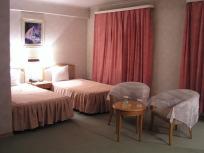 コンチネンタル・ホテルのお部屋