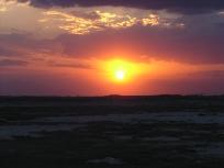 P9160243アンボセリの夕陽
