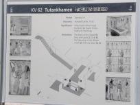 ツタンカーメンのお墓の説明