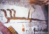 ラムセス3世のお墓の壁画