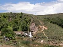 小パチェコの滝