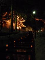 冬の燈籠まつり