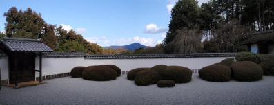 正伝寺枯山水のお庭