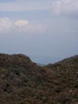 駒ヶ岳山頂から