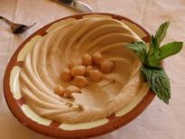 ひよこ豆のペースト