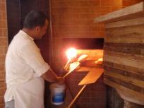 パン焼き釜