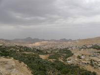 ペトラの山