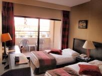 デイズインホテルの部屋