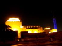 オペラ座とカイロタワー