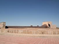 ウズベク天文台全貌