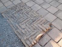 往時の石畳