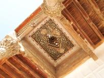 モスクの天井
