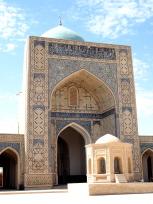 モスク内部の礼拝堂