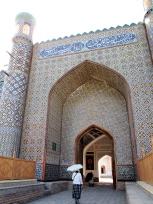 宮殿表玄関