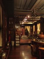 茶芸館内装