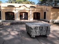 コパン遺跡入口