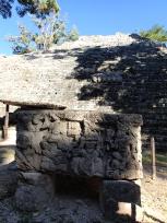 祭壇Qと16号神殿