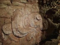 漆喰の仮面